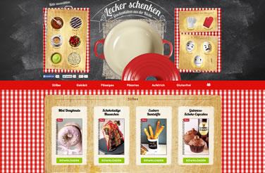 Lecker schenken – Geschenkideen aus der Küche Empfohlen von ...